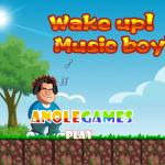 Pabusti muziką berniukas