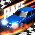 Drag lenktynės 3D