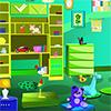 Vaikų žaidimų kambarys pabėgti