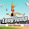 Athletic Long Jump