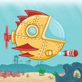 Submarine Dash – veiksmo žaidimas