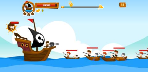 Paveiksliukas Pirate Hunter