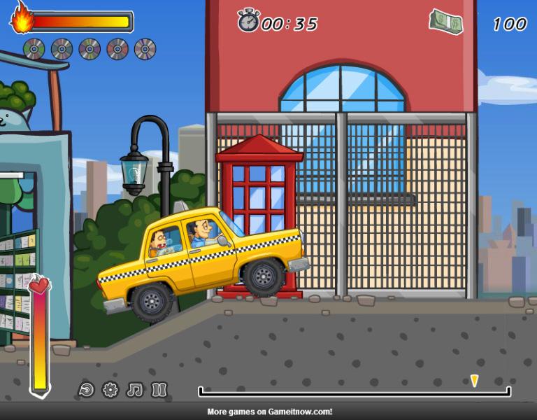 Paveiksliukas Greitas taksi