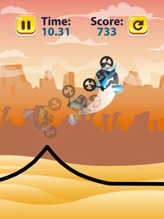 Paveiksliukas Bike Racing