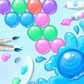 Burbuliukų šaudymas