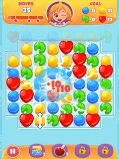 Paveiksliukas Candy Rain 4