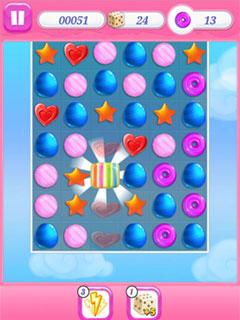 Paveiksliukas Candy Rain