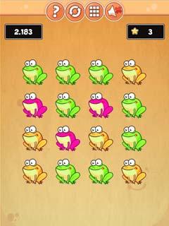 Paveiksliukas Catch The Frog
