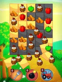 Paveiksliukas Farm Jelly Puzzle
