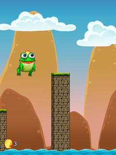 Paveiksliukas Pereiti Frogger