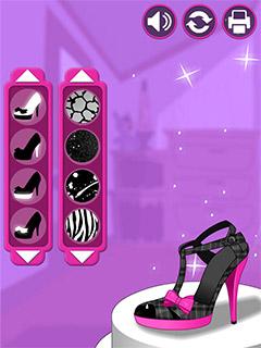 Paveiksliukas Kim's Shoe Designer
