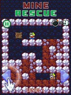 Paveiksliukas Mine Rescue